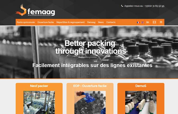 FEMAAG-PACKING